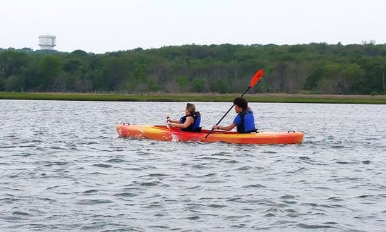 Tandem Kayak Rental In Narragansett