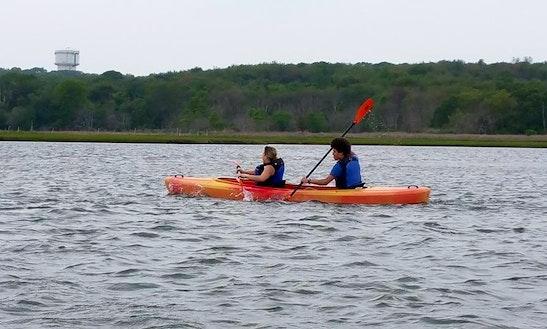Tandem Kayak Rental In Narragansett