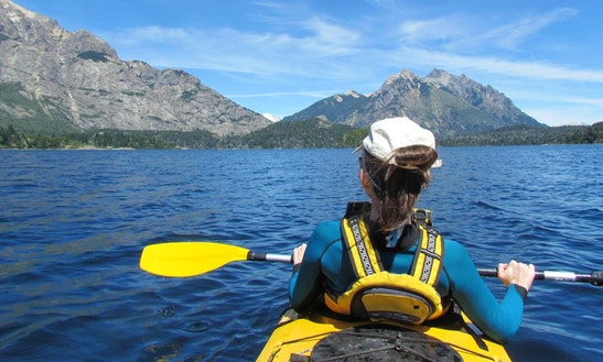 Guided Kayak Tour In Patagonia