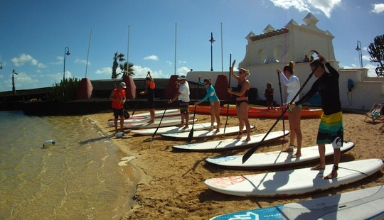 Stand-up Paddle Trips In Spain