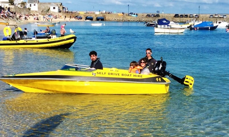 Hire Picton Self Drive Boat In St Ives