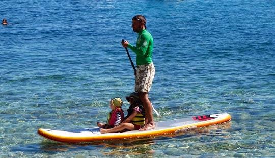 Paddleboard Rental In Rabac