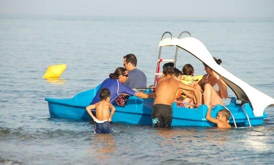 Pedal Boat Rental In Estepona