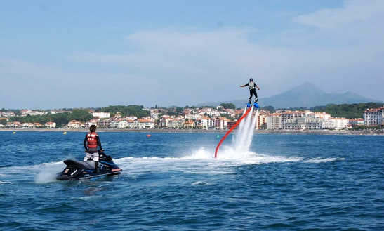 Personal Watercraft Rental In Hendaye, France