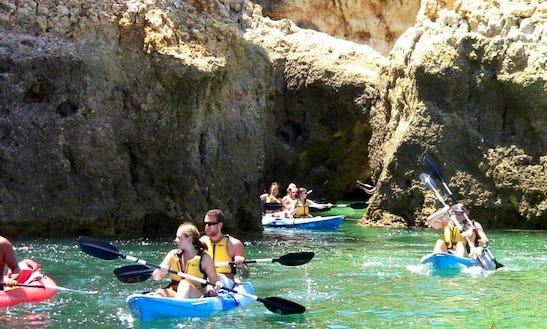 Tandem Kayak Cave Trip In Lagos