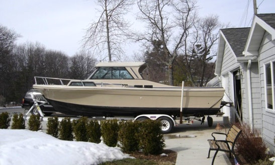 27' Sportcraft Dive Boat In Caseville