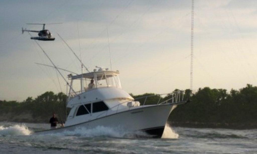 38 39 henriques fishing charter in acworth getmyboat for Ocean city nj fishing charters