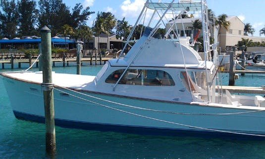 """37ft """"Do Stay"""" Sport Fishing Yacht In Palm Beach, Florida"""