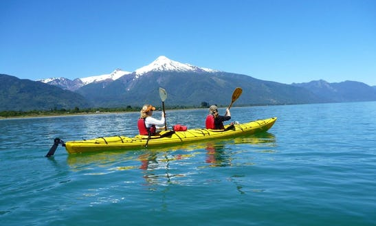 Full Day Sea Kayaking In The 1st Fjord In Patagonia