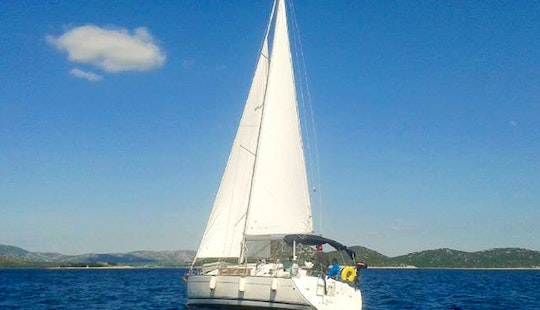 Charter On Sun Odyssey 35 In Biograd Na Moru