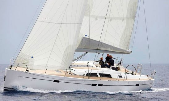 Private Hanse 540e Charter From Ostend