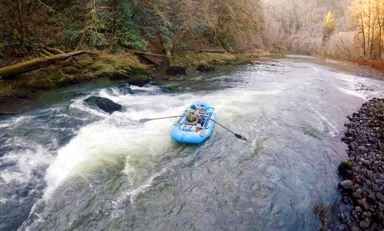 Float Trip & Guided Fishing Service In Oregon