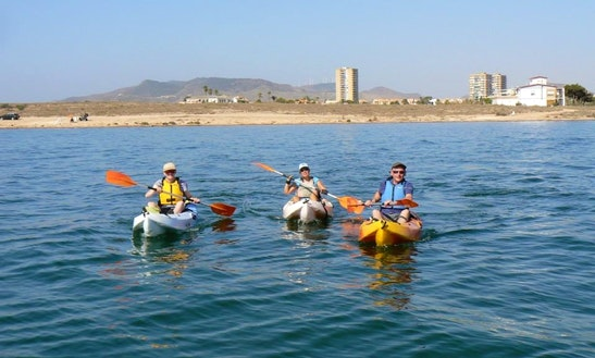 Rent A Frenzy Ocean Solo Kayak In Spain