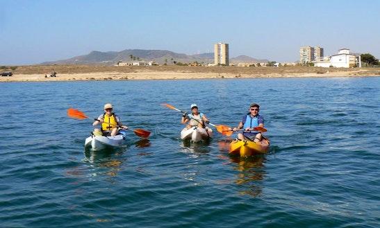 Rent Single Kayaks In Spain