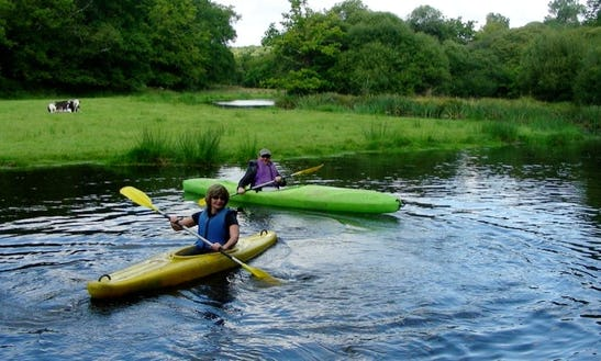 Kayak Rental In Brech, France