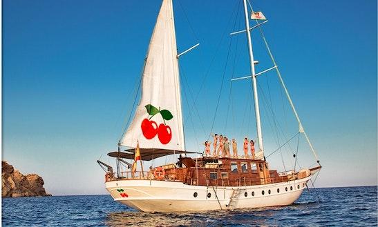 Sailing Cruiser 'pacha 67' In Palma