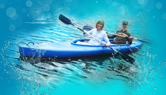 Luxury Tandem Kayak Rental In Bouillon