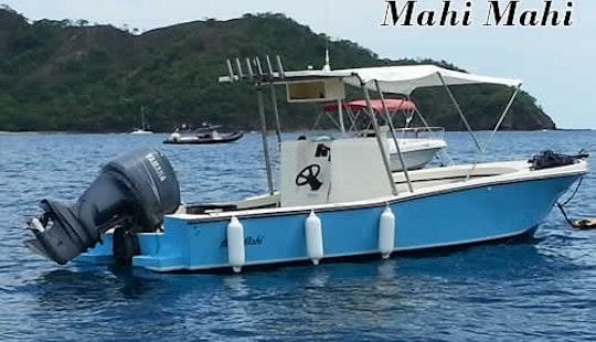 Papagayo Fishing Charter In Coco
