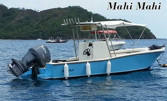 Papagayo Fishing Charter In Coco
