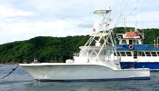 El Jefe (the Boss) Fishing Charter In Coco