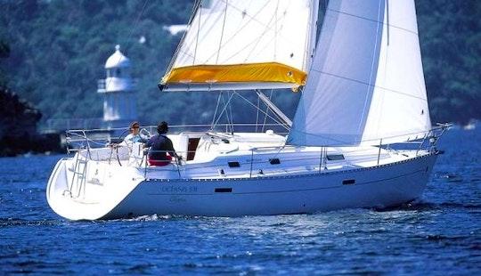 Cruising Monohull 'beneteau Oceanis 311' In Brockenhurst