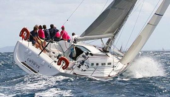 Cruising Monohull 'beneteau First 40.7' In Brockenhurst