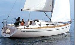 Charter on Elan 333 in Biograd na Moru