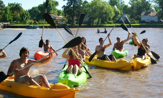 Kayak Rental In Tigre