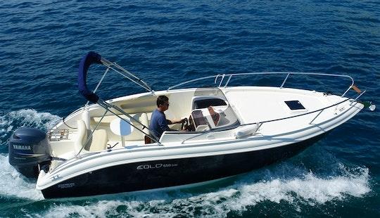 Motor Yacht Rental In Bibinje