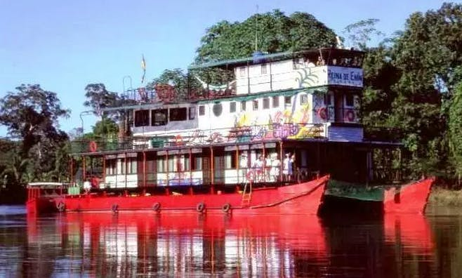 Boat Trips in the Amazon River Basin
