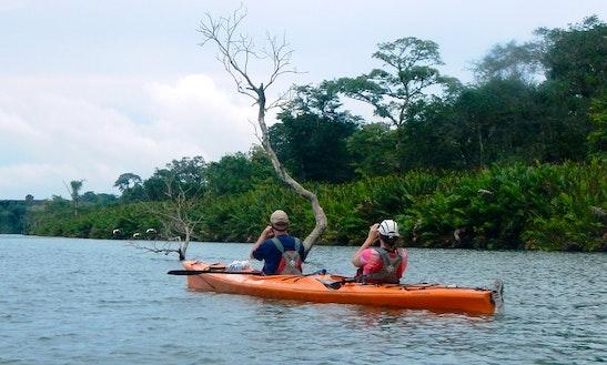 14' Tandem Kayak Rental In Iron Mountain, Michigan