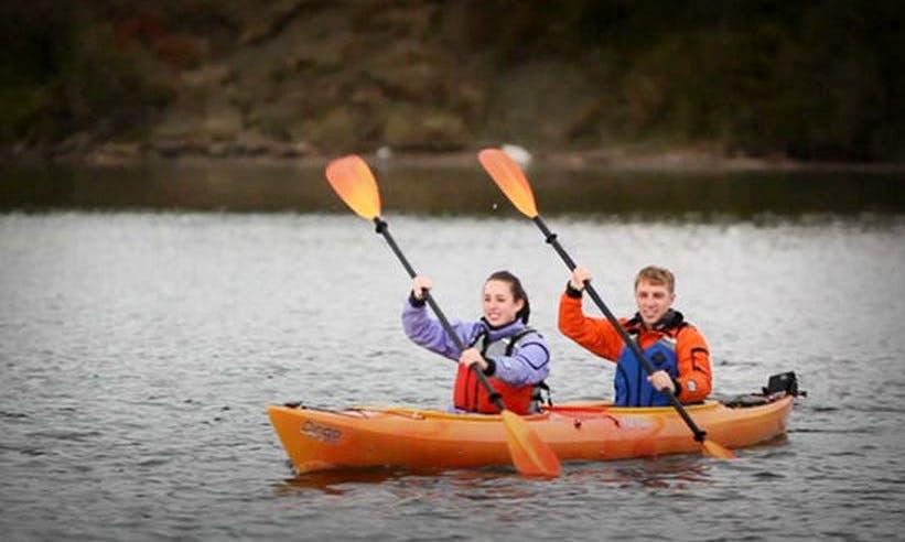 Tred Avon River Tandem Kayak Rental