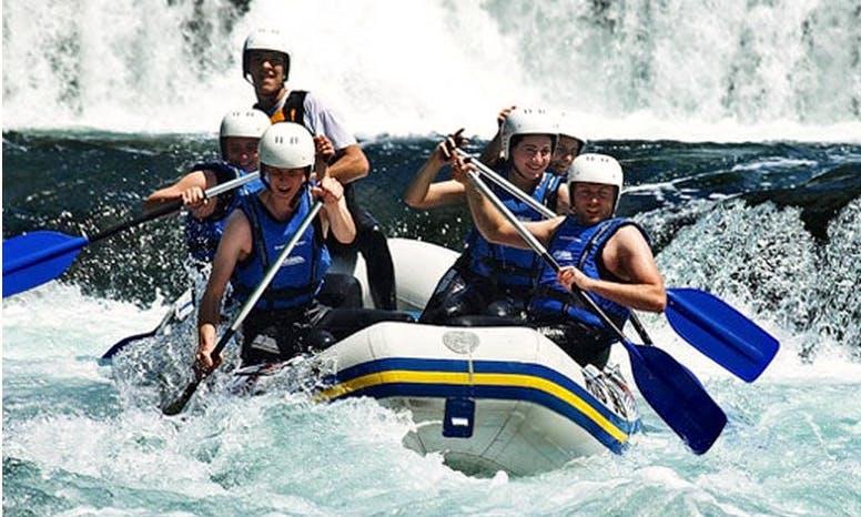 Una River Rafting Adventure
