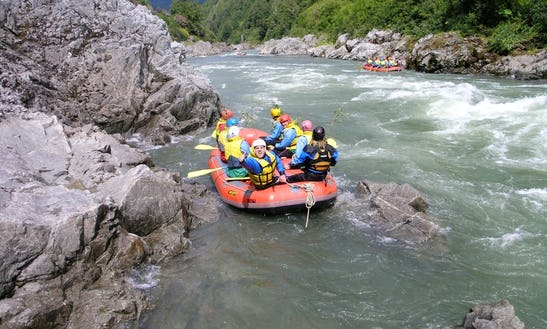 4-hours Buller Family Rafting Trips In New Zealand