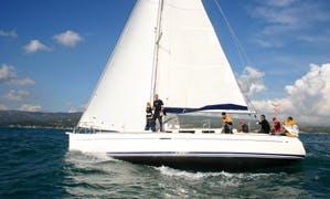 """Luxury """" SeaMiles"""" Cruising Monohull Charter in Belgium"""
