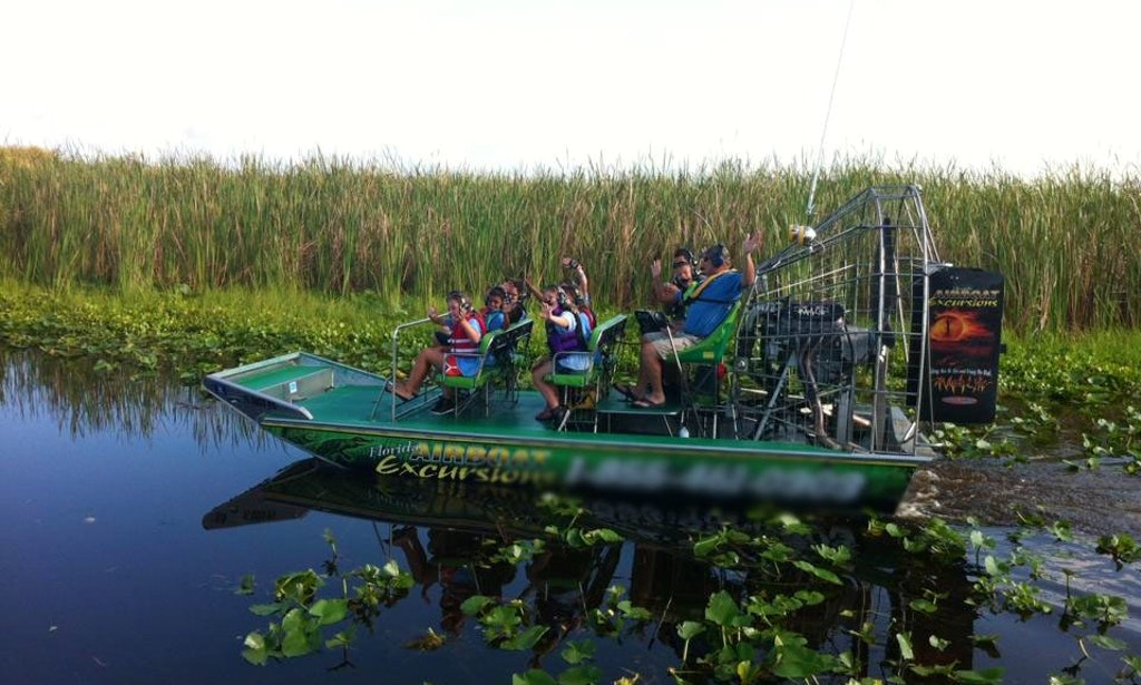 More Customize Airboat Images