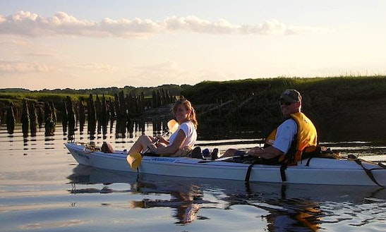 Tandem Kayak Rental In Sandwich, Massachusetts