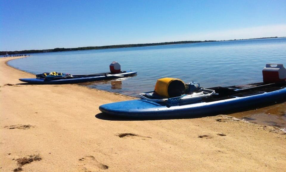 Stand Up Paddle Board Rentals In Mashpee