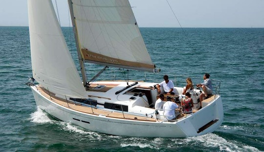 Charter Dufour 375 Gl Sailing Yacht In Finland