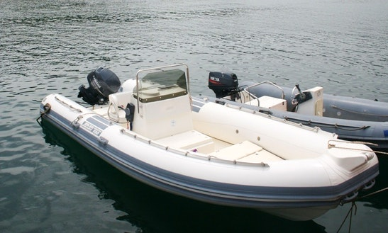 Rent 24' Joker Rib In Porto Cervo