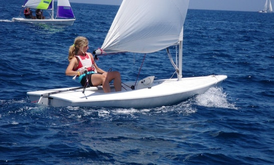 Laser Pico Dinghy Rental In Porto Cervo
