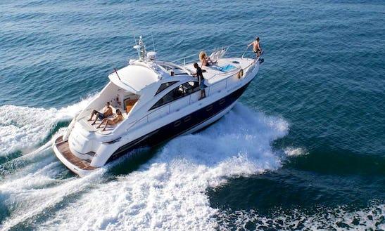 Luxury Yacht 'san Lorenzo Ii' Charter In Portugal