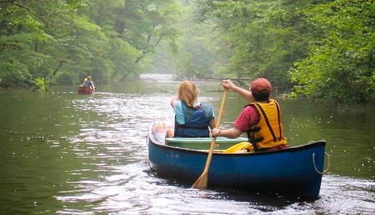 Canoe Rental In Groton
