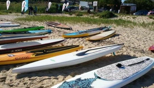 Stand Up Paddleboard Rental In Groton