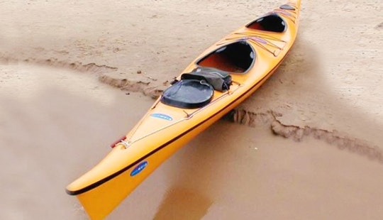 Double Kayak Rental In Groton