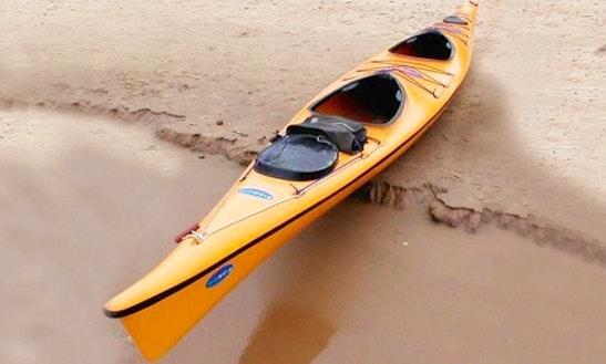 Double Kayak Rental In Groton