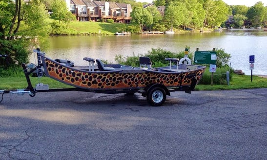 Stealthcraft Atb 16' Drift Boat In Alexandria