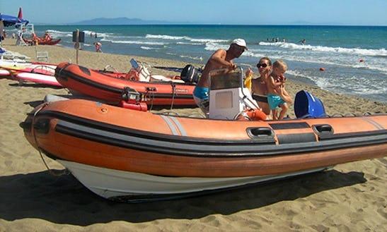 Rent 29' Boat Cruise In Riva Del Sole