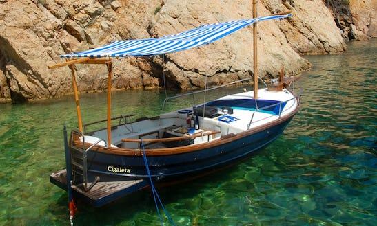 Rent Capeador 28 Sailboat In Spain