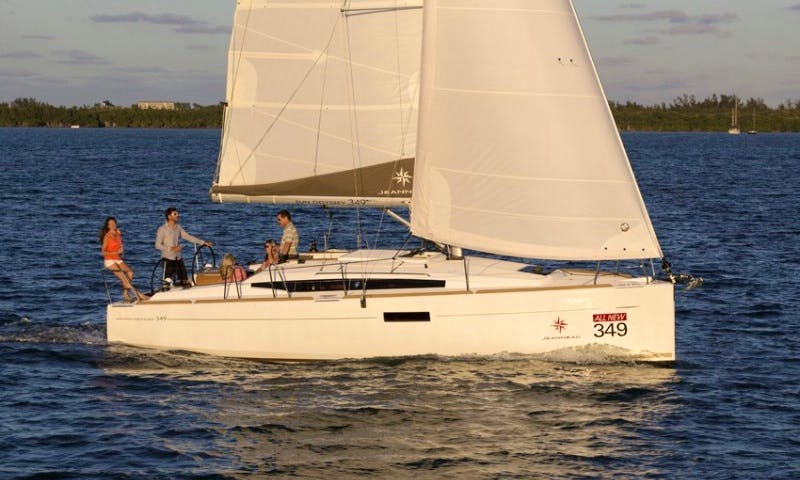 "Luxury Sailing Charter ""Pimalai""  in Croatia"